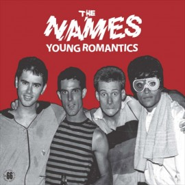 The Names - Young Romantics LP