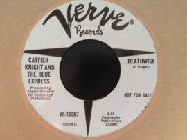 Catfish Knight and the Blue Express - Deathwise 7