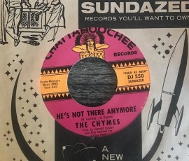 The Chymes - Hes Not There Anymore reissue 7