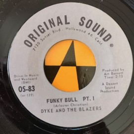 Dyke and the Blazers - Funky Bull orig 7
