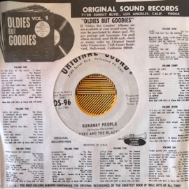 Dyke and the Blazers - Runaway People orig 7