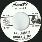 Harvey & Doc and the Dwellers - Oh Baby!! RE Phil Spector insanity!