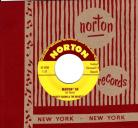 Morty Shann and The Morticians - Movin In / Red Headed Woman Norton 45RPM reissue