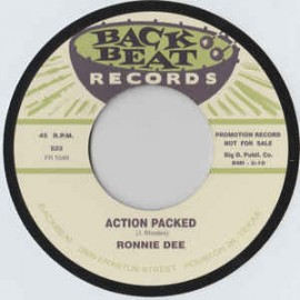 Ronnie Dee - Action Packed/I Make the Love 7