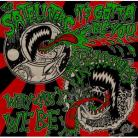 The Satelliters - Wild Evel and The Trashbones split single 7