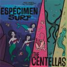 The Centellas - Especimen Surf CD Green Cookie