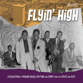 VA: Flyin High - Phoenix Soul, Blues, Gospel CD