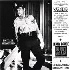 Lenny Bruce is Out Again & First Recorded Session CD