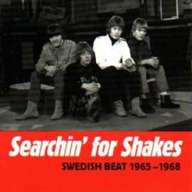 V/A Searchin' for Shakes CD