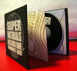 VA Supernaturals Record One Ufomammut - Lento Deluxe CD