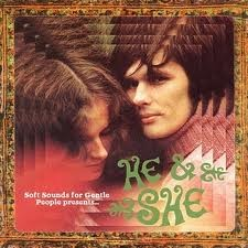 VA - Soft Sounds for Gentle People Presents: He & She: 22 Far-out pop Psych Duos from the Late '60s - CD