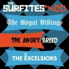 The Surfites - The Surfites And Co. CD