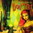 The Forbidden Sounds of Don Tiki CD