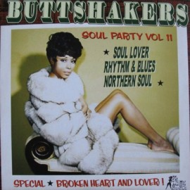 VA: Buttshakers Soul Party Vol 11 LP