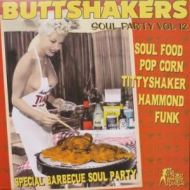 VA: Buttshakers Soul Party Vol 12 LP