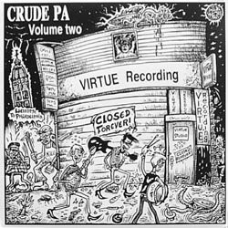VA - Crude PA Volume 2 LP