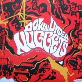 V/A - Down Under Nuggets Vol 2 Orig Australian Artyfacts 65-67 LP