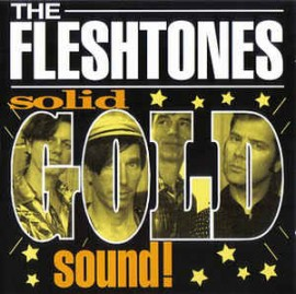 The Fleshtones -Solid Gold Sound! LP Sealed Warehouse Find