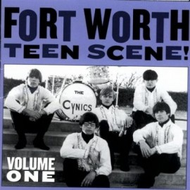 V/A Fort Worth Teen Sceen 64 - 67 LP