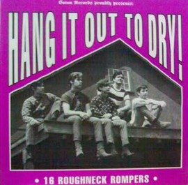V/A Hang It Out To Dry LP