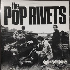 The Pop Rivets - Fun in the UK LP SEALED Orig Jims Records Billy Childish