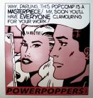 VA - Powerpoppers - 14 rare Powerpop 45s late 70s-early 80s LP