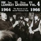 V/A: Too Much Monkey Business Vol 4 LP Warehouse Find