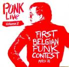 V/A First Belgium Punk Contest Vol 2 LP RE