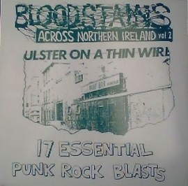 VA - Bloodstains Across Northern Ireland Vol. 1 - LP