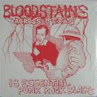 VA - Bloodstains Across Texas KBD Punk LP