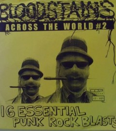VA - Bloodstains Across The World #2 - LP