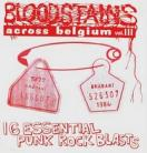 VA - Bloodstains Across Belgium Vol. 3 - LP