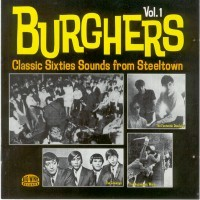 V/A - Burghers Volume One Pittsburgh 60s Garage LP