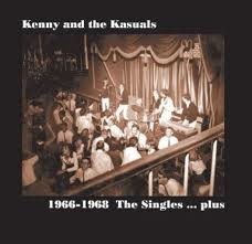 Kenny & the Kasuals - 1966-1968 The Singles ...Plus - LP