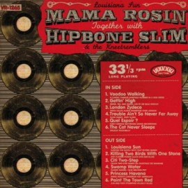 Mama Rosin & Hipbone Slim - Louisiana Sun CD