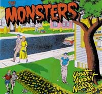 The Monsters - The Monsters CD
