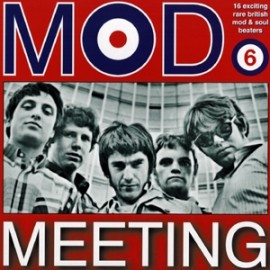 Mod Meeting Volume 6 - Various Artists LP