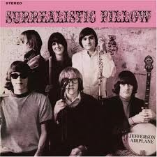 JEFFERSON AIRPLANE - Surrealistic Pillow MONO LP