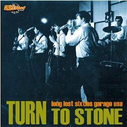Turn To Stone: Long Lost Sixties Garage USA LP