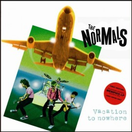 The Normals - Vacation To Nowhere CD / DVD