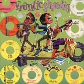 VA - Frantic Shindig LP