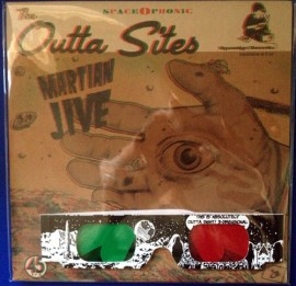 The Outta Sites - Martian Jive 7