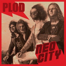 The Plod - Neo City LP