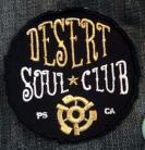 Desert Soul Club Patch
