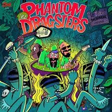 Phantom Dragsters - at Tiki Horror Island