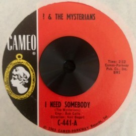 ? & the Mysterians - I Need Somebody - Orig unplayed stock copies