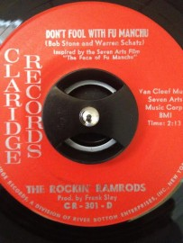 The Rockin' Ramrods - Don't Fool With Fu Manchu orig 7