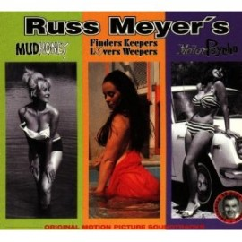 VA - Russ Meyer's Orginal Motion Picture Soundtracks LP