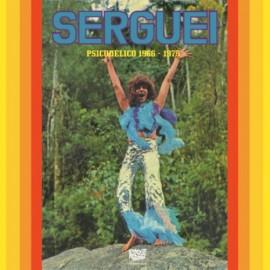 Serguei - Psicodelico 1966 - 1975 LP