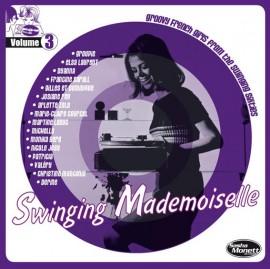 V/A: Swinging Mademoiselle Volume 3 LP
